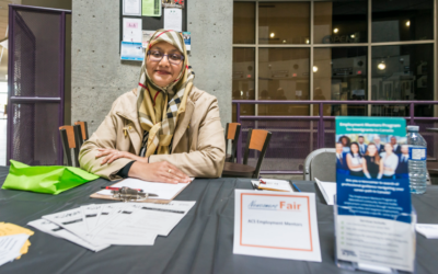 Newcomers Fair Showcased Services Available in Abbotsford