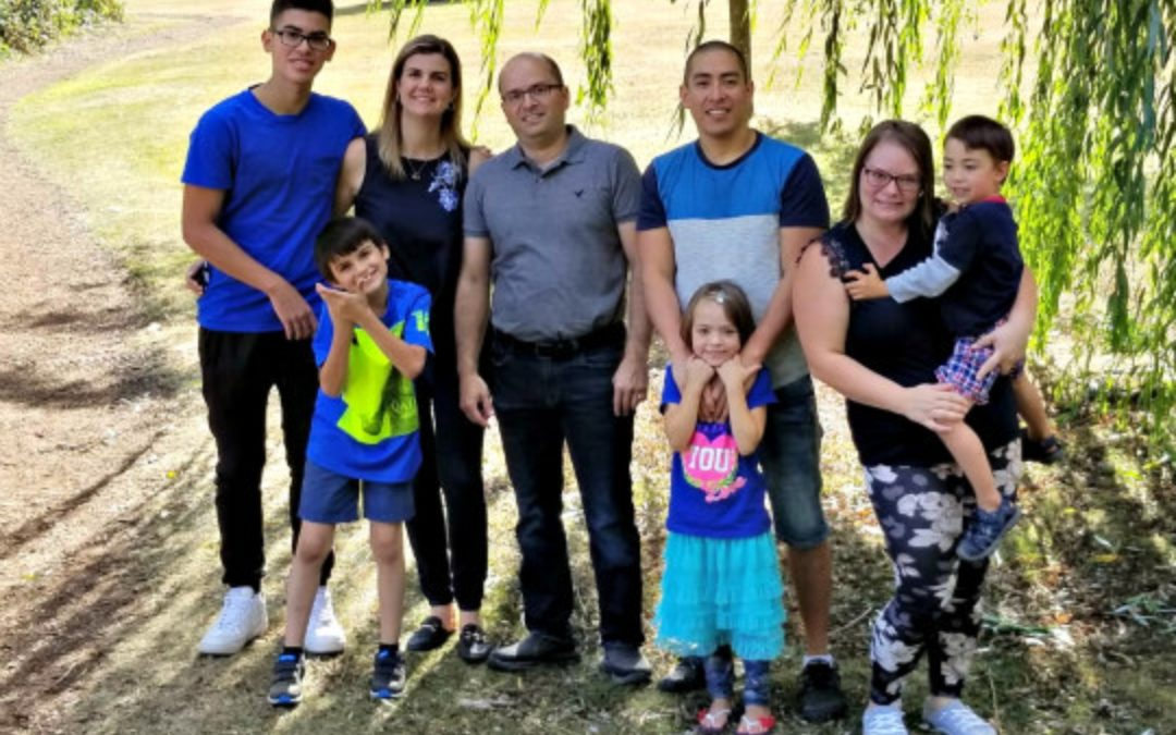From Volunteer Match to Lifelong Friends and Co-workers