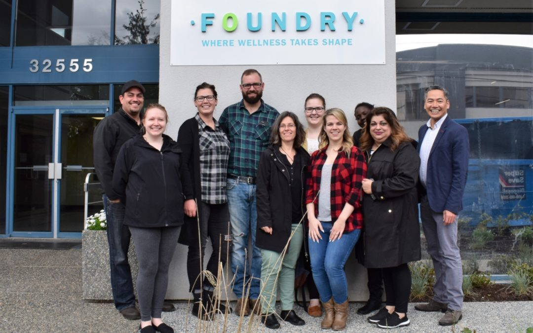 $100,000 Donation from Stattonrock to Support Youth Health at Foundry Abbotsford