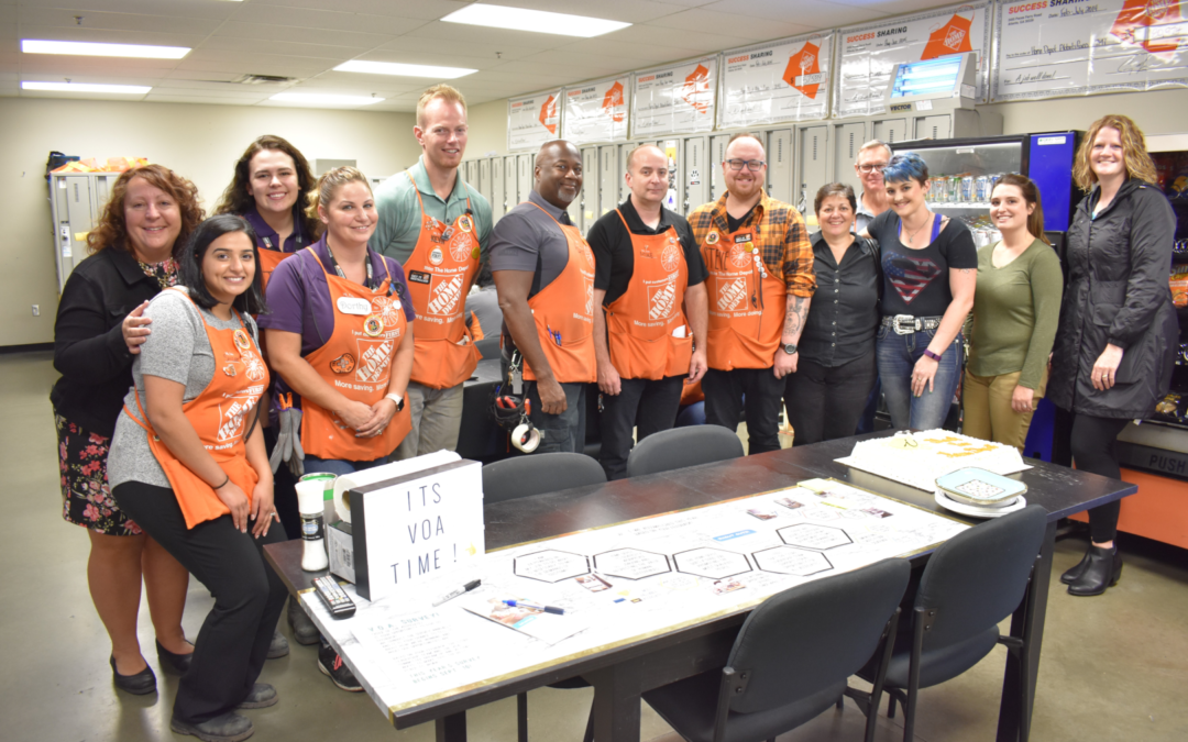 Abbotsford Home Depot Supports Programs for Homeless Youth