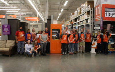 Orange Door Project Supporting Homeless Youth in Final Week