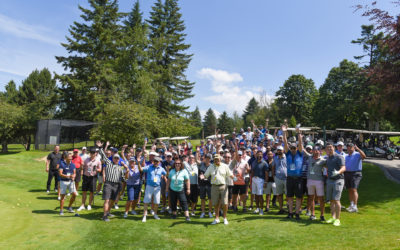 3rd Annual Charity Golf Tournament Raises $50,000