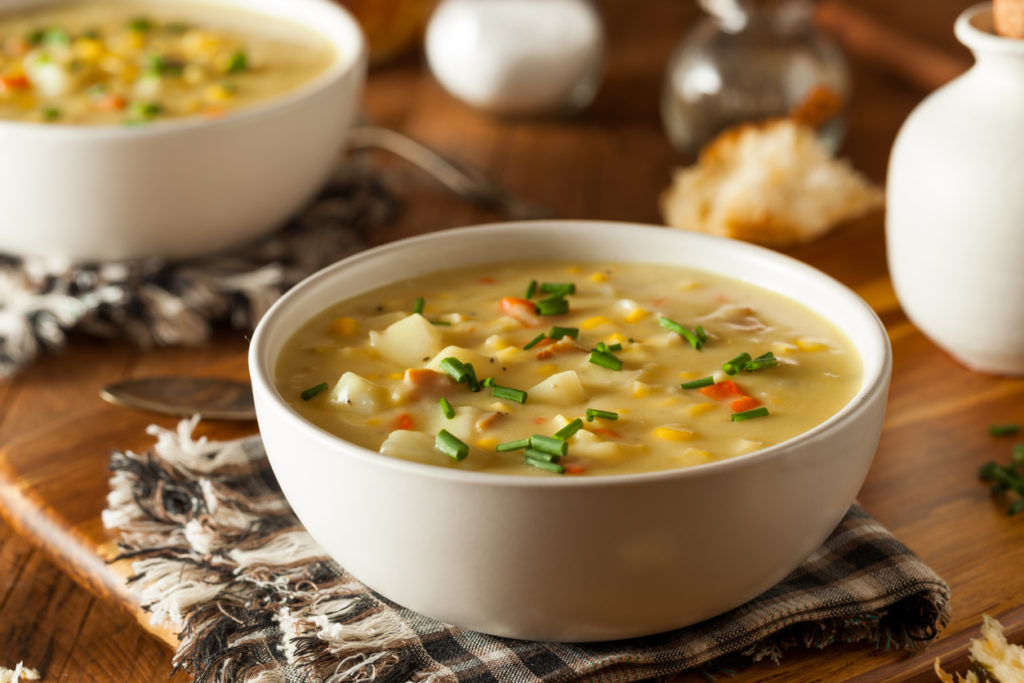 meals on wheels nutritious soup