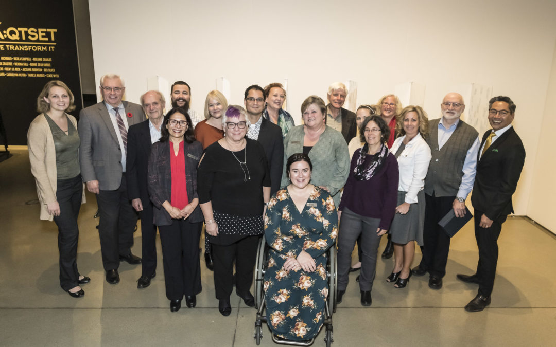 Community Builders' Awards Honour Individuals and Organizations