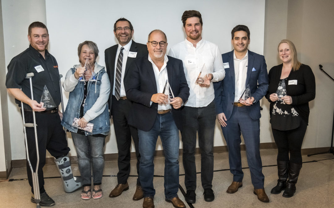 Inclusive Employers Recognized at Annual Excellence Awards