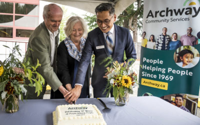 Archway Marks 50th Anniversary with Open House