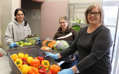 Archway Food Bank: Open in Tough Times